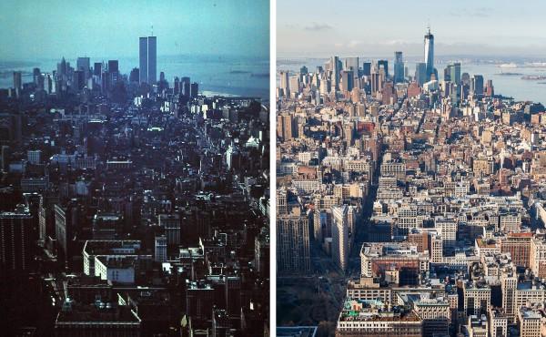 Manhattan 1982 vs 2013