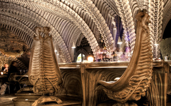 HR Giger Museum Bar - Gruyères - Switzerland