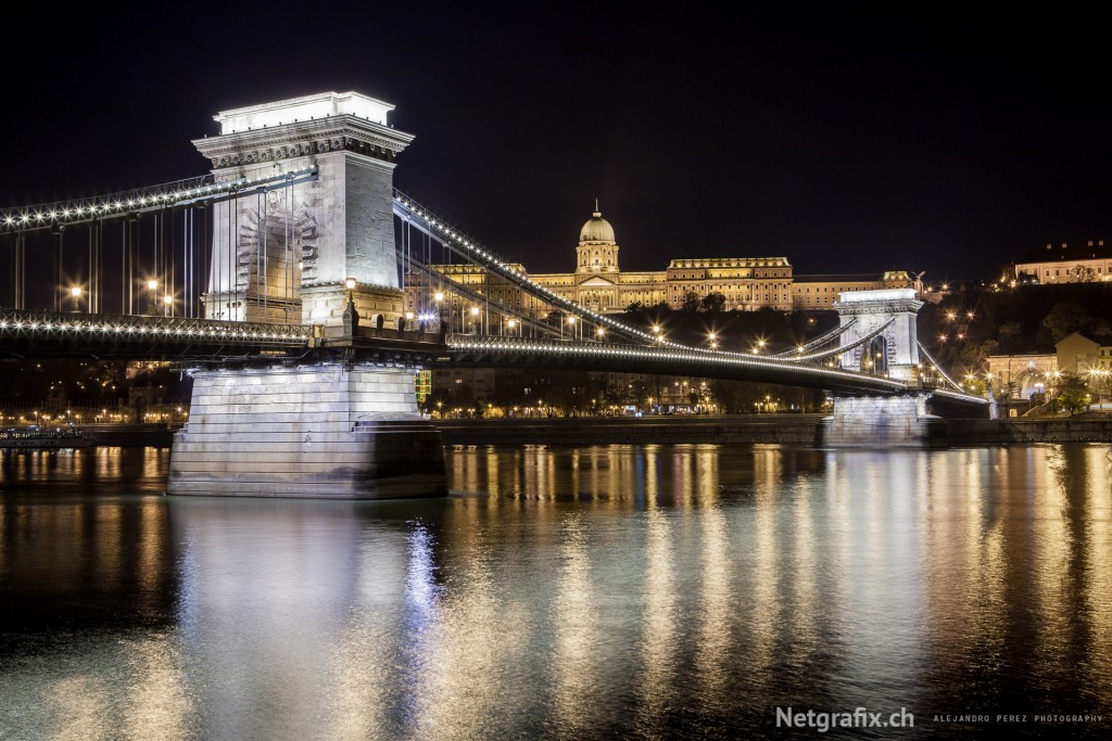 Budapest Széchenyi Chain Bridge