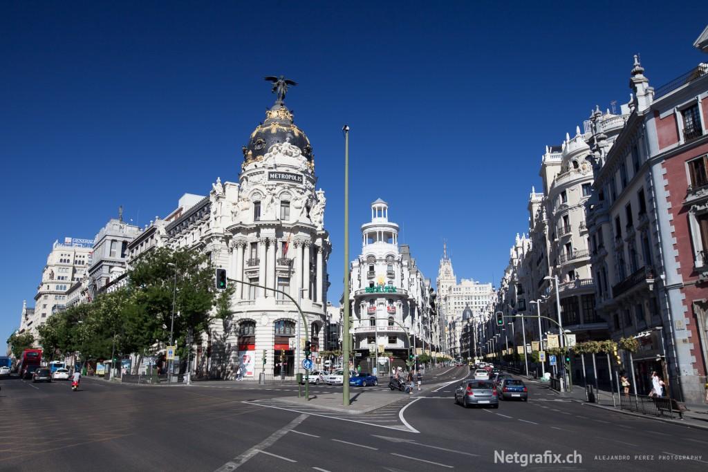 Gran Vía / Calle Alcalá