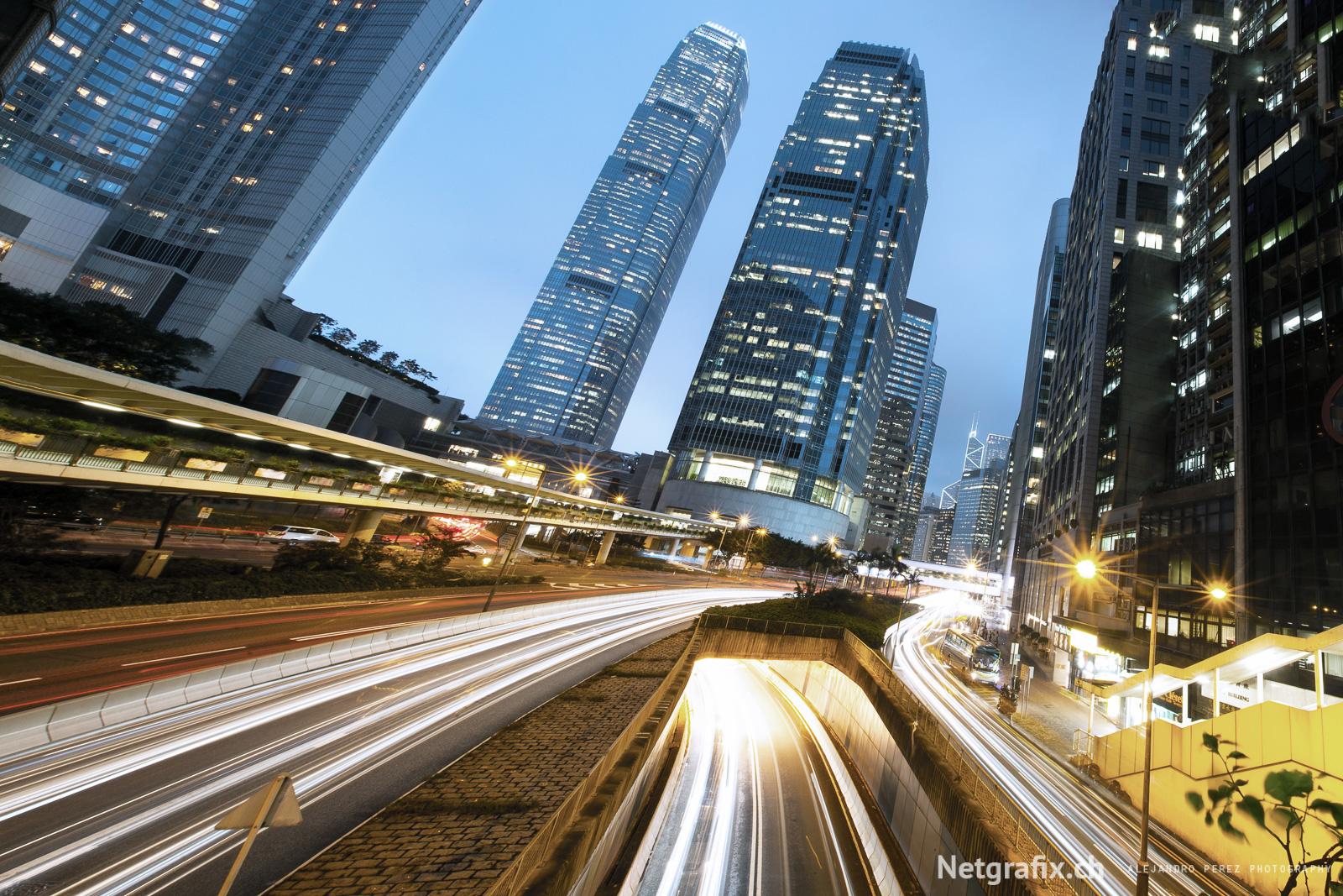 Hong Kong Central District