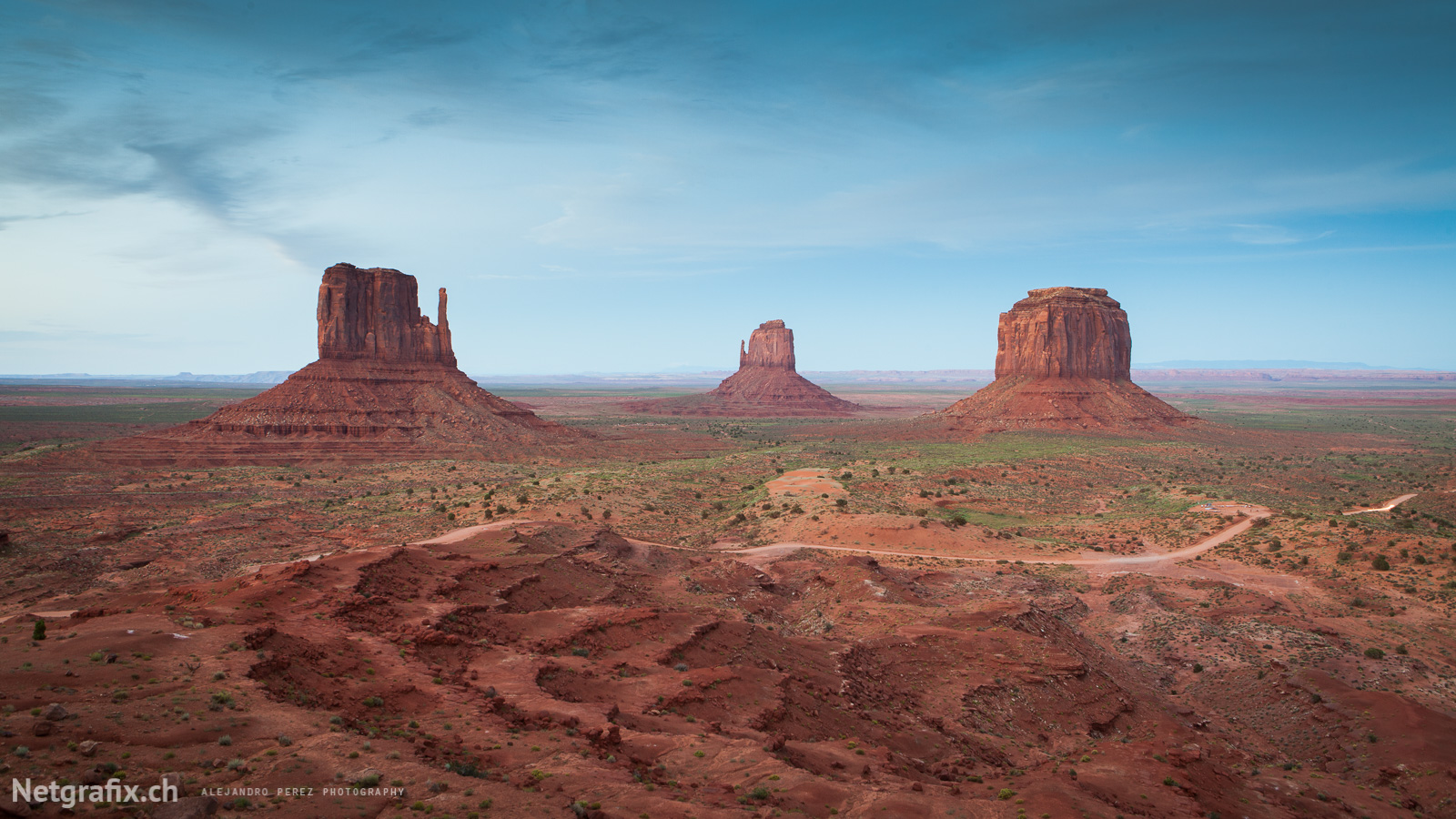 Monument Valley - Arizona/Utah