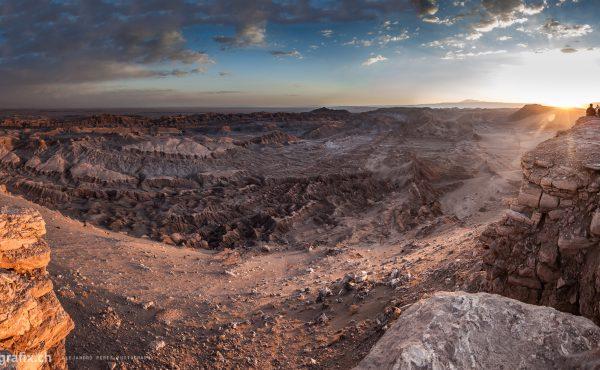 Valle de la Luna - Atacama - Chile