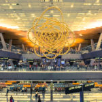 Doha airpot terminal