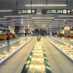 Doha airport terminal